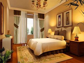 韩式卧室浪漫装修图片