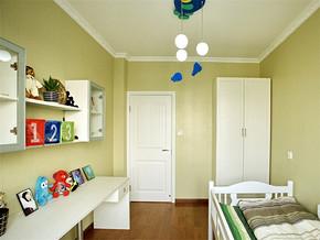 简约可爱风卧室装修效果图