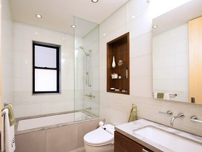 小面积卫浴间装修效果图