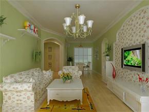 四室两厅房屋装修效果图