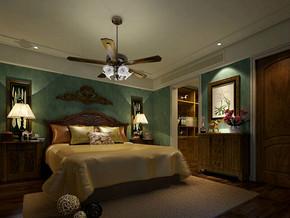 四室一厅房屋设计装修效果图