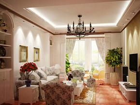 四室两厅房子装修设计效果图