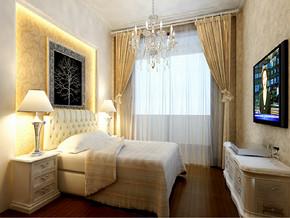 四室两厅现代经典装修效果图