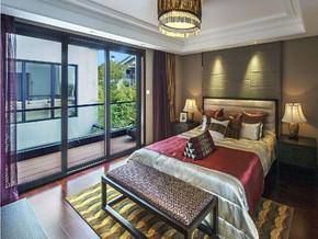 四室两厅一卫卧室设计效果图