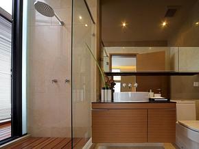 四室两厅一厨一卫简单装修效果图