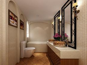 四室两厅一厨一卫简单设计效果图