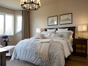 四室一厅家装设计效果图