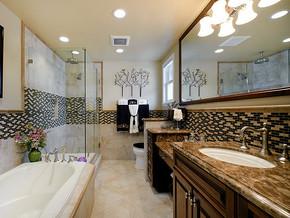 四室两厅一卫现代设计效果图