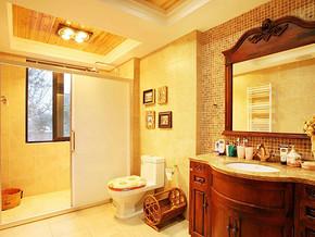 四室两厅一厨一卫现代欧式装修效果图