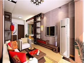 四室两厅现代设计效果图