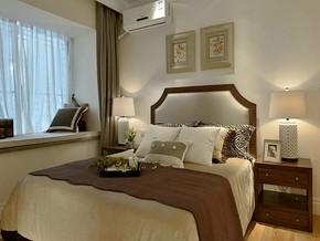 四室一厅卧室装修设计效果图