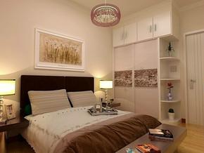 四室两厅简装效果图
