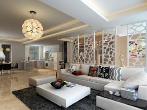 四室两厅装修设计效果图