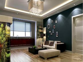四室一厅房屋装修效果图