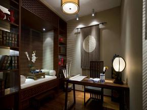 四室两厅一厨一卫家装设计效果图