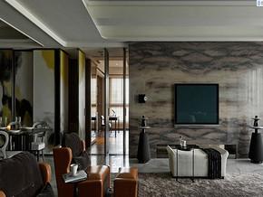 四室一厅家装现代效果图