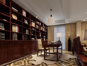 四室两厅一厨一卫装修设计效果图