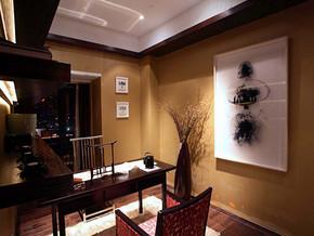 四室两厅一厨一卫风格效果图