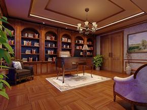 四室两厅一厨一卫设计效果图