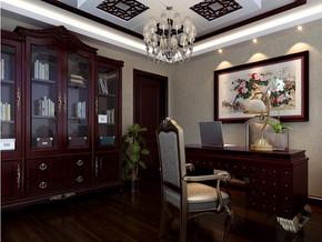 四室两厅一厨装修风格效果图