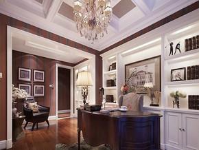 四室两厅室内设计效果图