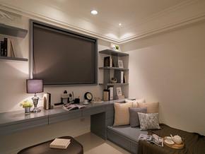 四室两厅一厨风格设计效果图