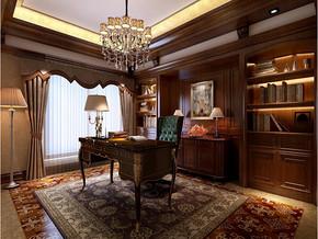 四室两厅一厨一卫家居设计效果图