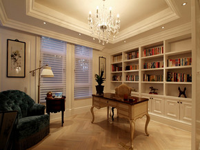 四室两厅设计效果图