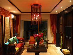 四室一厅风格设计效果图