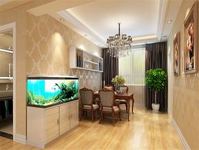 欧式室内房间设计效果图