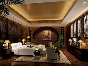 四室一厅房屋设计图效果图