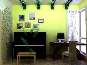三室一厅一卫装修设计效果图