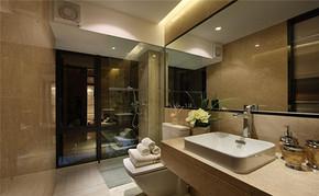 四室一厅房屋现代风格设计图
