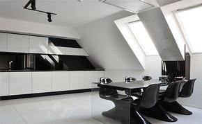 四室一厅房型设计装修效果图欣赏