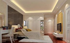 四室一厅家装卧房装修图片