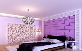 室内房屋卧房装修效果图