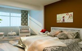 简约室内房间设计效果图