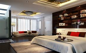 四室一厅房屋卧室设计图