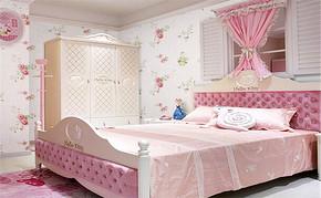 三室一厅一卫一厨儿童房装修效果图