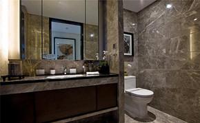 四室一厅家装现代卫生间装修效果图