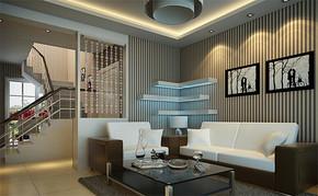 简约四室一厅家装装修效果图