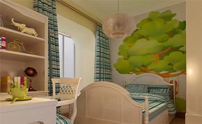 三室一厅一卫儿童房装修效果图