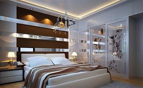 四室一厅房型设计装修效果图