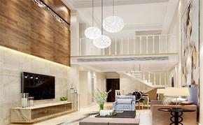 四室一厅家装客厅装修效果图
