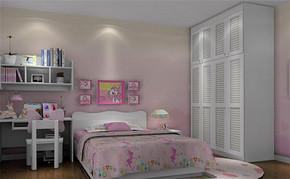80平米复式儿童房装修效果图