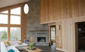 简约风室内房屋装修效果图