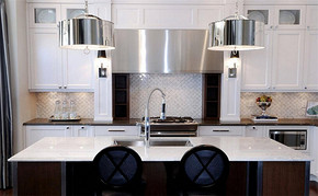 室内房屋厨房装修效果图