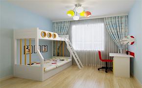 简约四室一厅房型设计图片