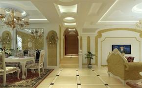 三室一厅一卫装修设计图