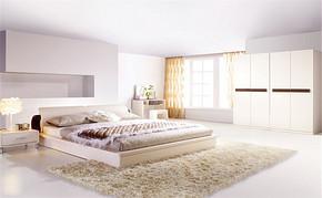 韩式四室一厅家装卧室装修效果图